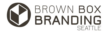 Brown Box Branding Seattle