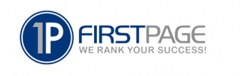 First Page Official Logo