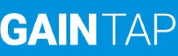 GainTap's logo for more visit https://www.gaintap.com/