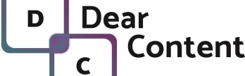 Logo of Dear Content, Content Marketing Agency