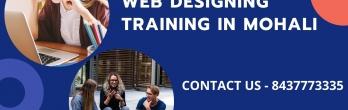 Web Designing Training in Mohali